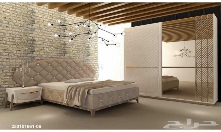 غرف نوم تركيه للعرسان