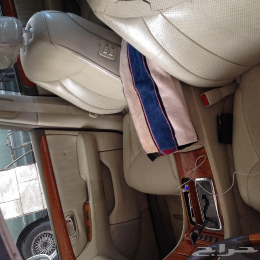 للبيع لكزس 430 موديل 2002