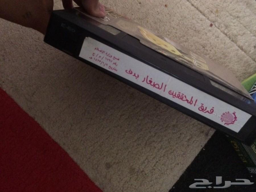 أشرطة فيديو VHS -متجدد