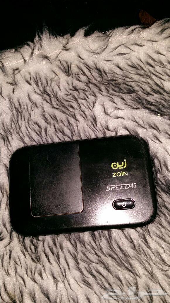 زين 4G  ماي فاي أسود