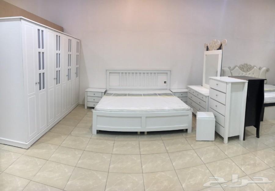 تفصيل غرف نوم ودواليب حسب الطلب