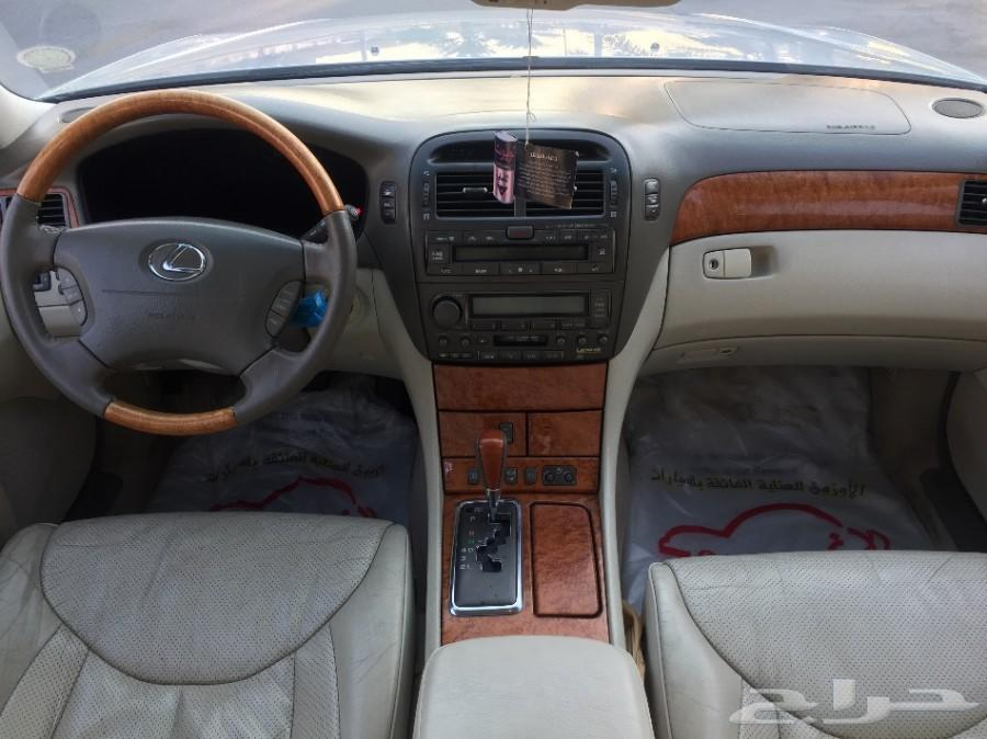 لكزس LS 430 نظيف جدا سعودي