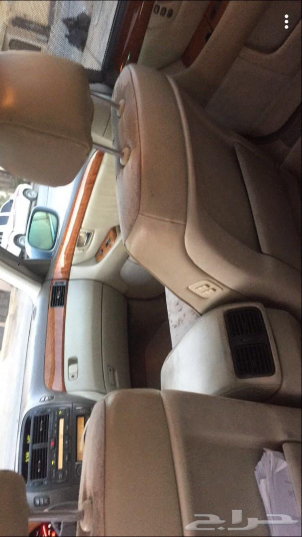 لكزس 430 فل الترا 2002 سعودي