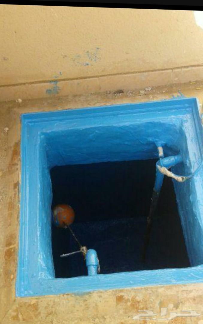 كشف تسرب المياه بدون تكسير 0550101258
