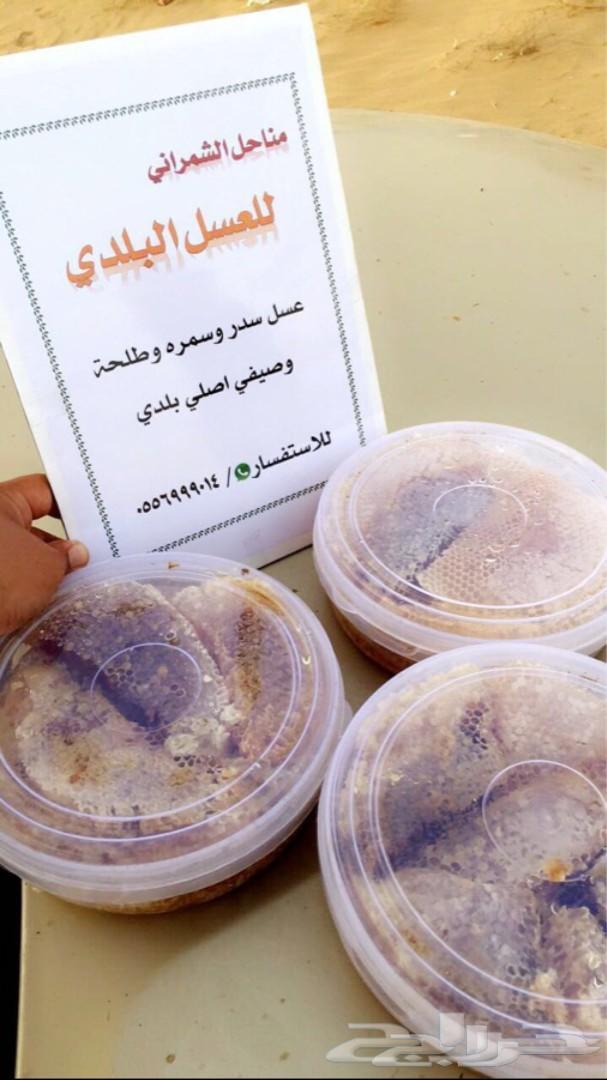 عسل سدر اصلي مضمون مشروط 10الاف اذا مغشوش
