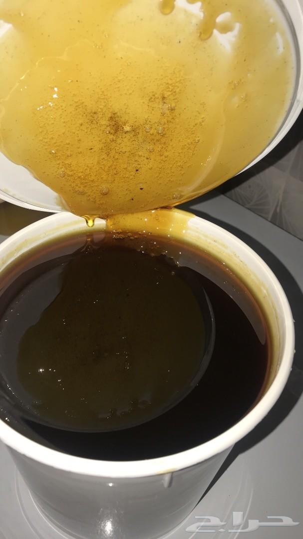 عسل سدر اصلي مفحوص  بمختبر جودة العسل
