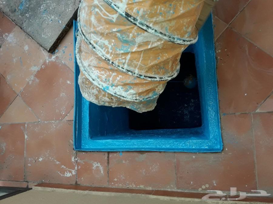 غسيل خزانات 0550101258