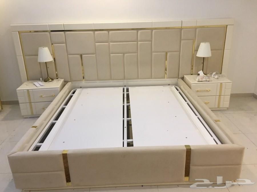 غرفة نوم من القفاري جديده