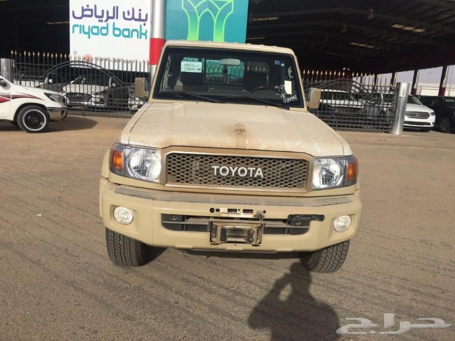 تويوتا شاص 2017فل كامل ونش رفرف سعودي 119000