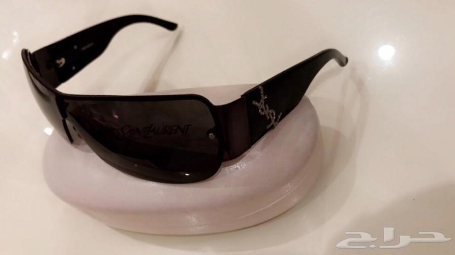 نظارة شمسية أصلية ماركة ايف سان لوران
