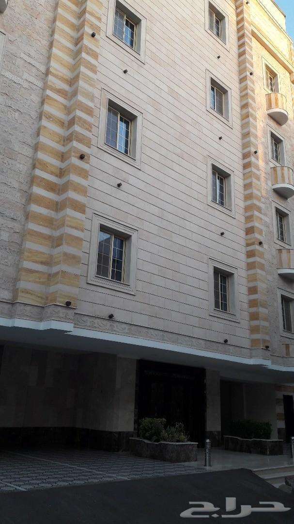 عماره جديده للبيع في حي الروضه