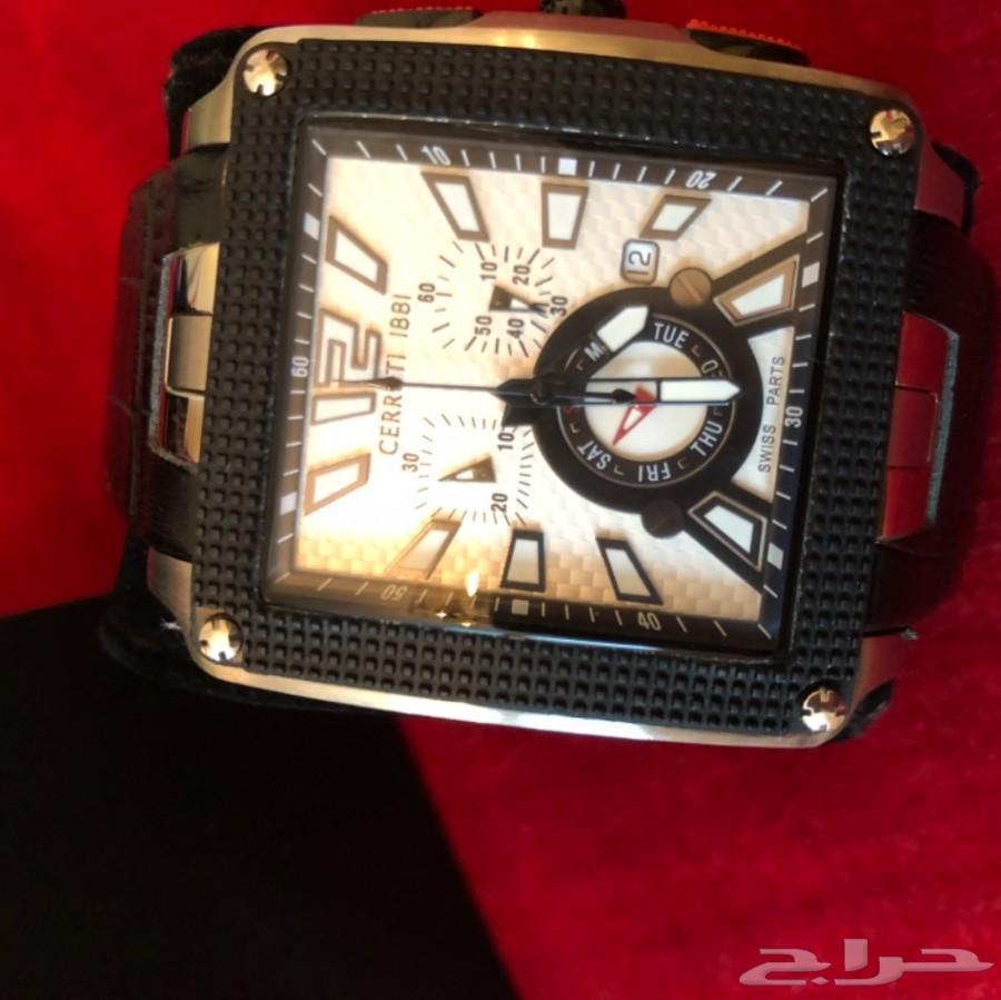 ساعة شيروتي الإصدار السويسري الأصلي النادر
