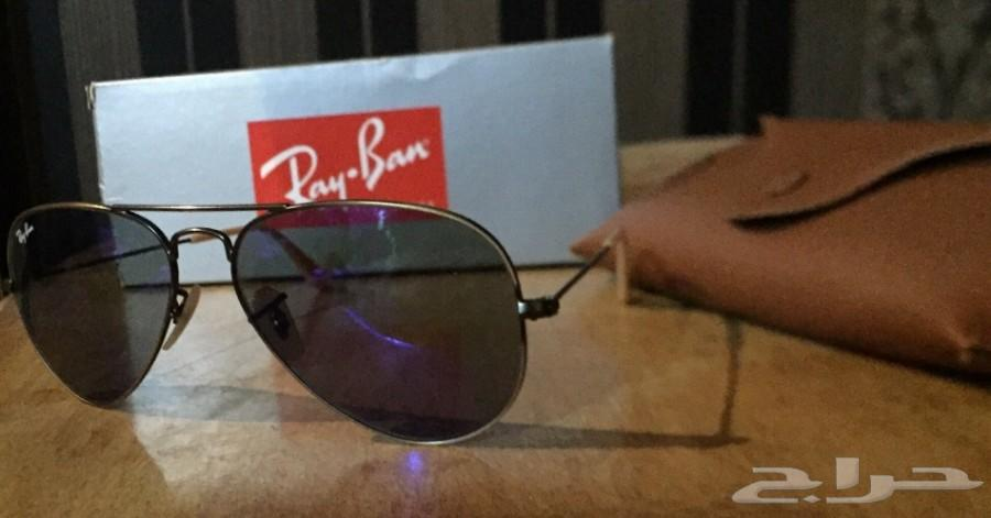 نظارة رايبان اصلية للبيع