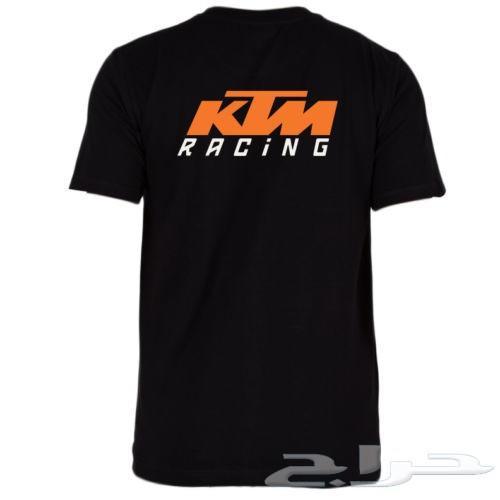 تيشيرت كي تي ام  KTM T shirt