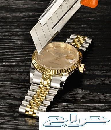 الساعات الاصلية ماركة شبيهة الرولكس بعرض 350