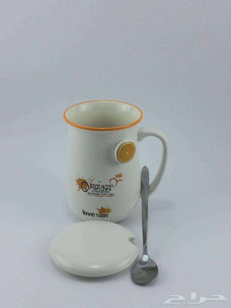 تشكيلة اكواب مجات للكوفي القهوة