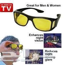 كمية محدودة نظارة القيادة الليلية ب 50 ريال