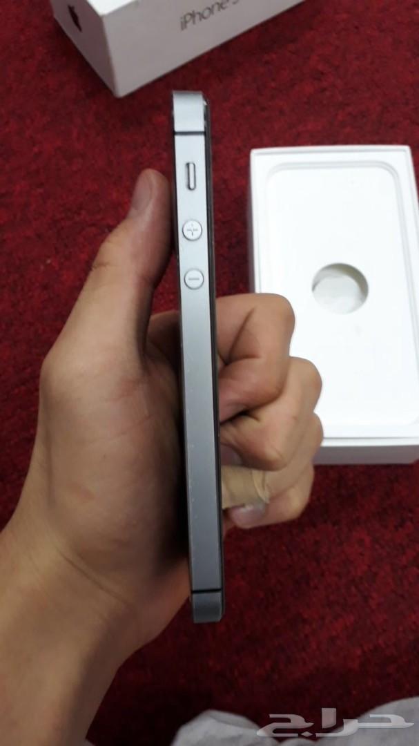 ايفون 5s  جديد مابه ولاا خرابه للبيع