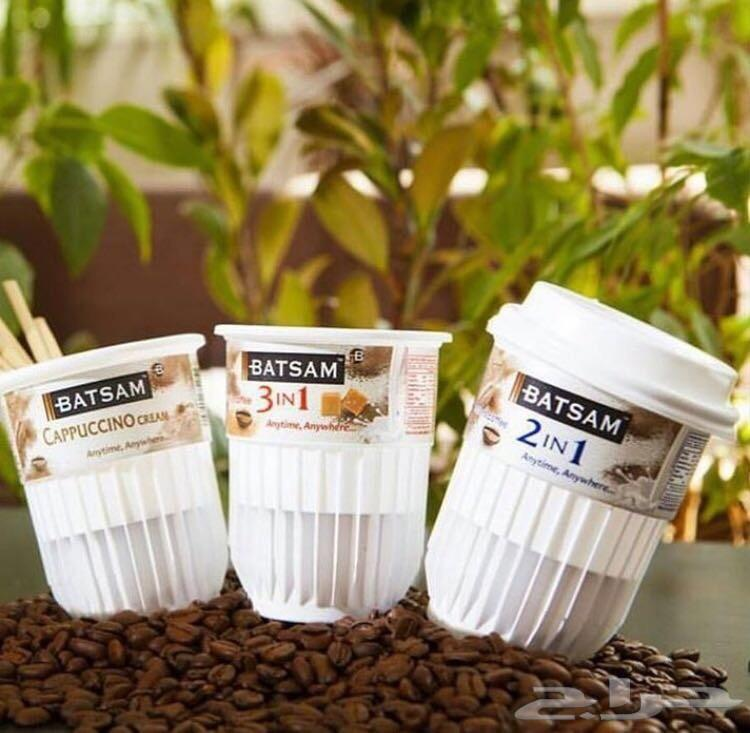 نكهات جديدة من أكواب القهوة الجاهزة