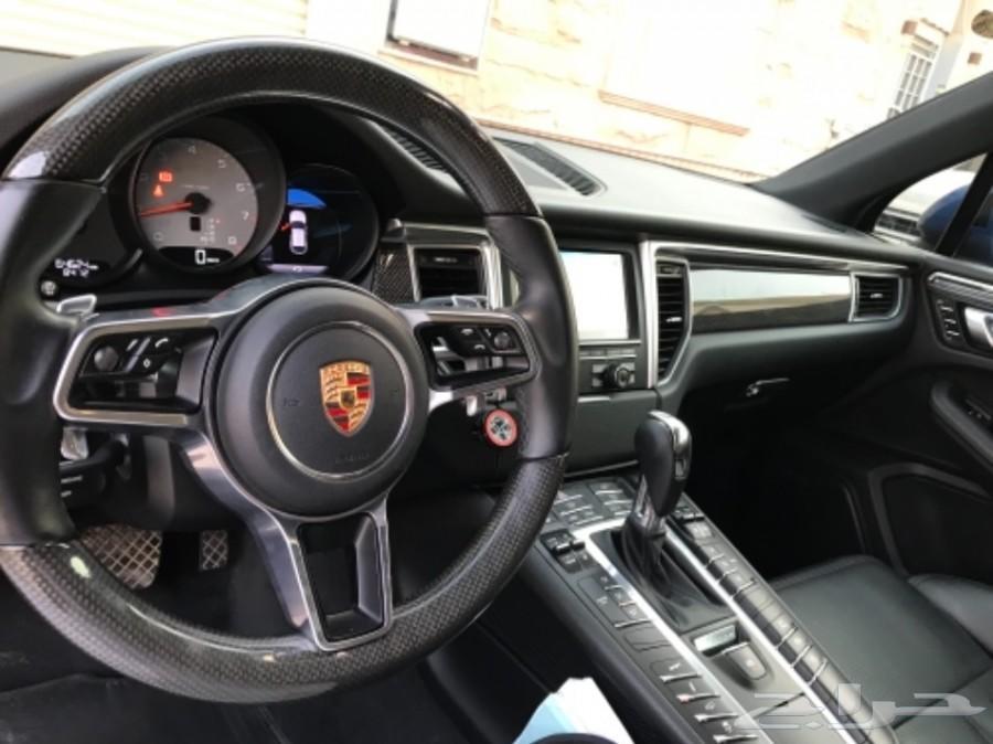 بورش ماكان Macan S موديل 2015
