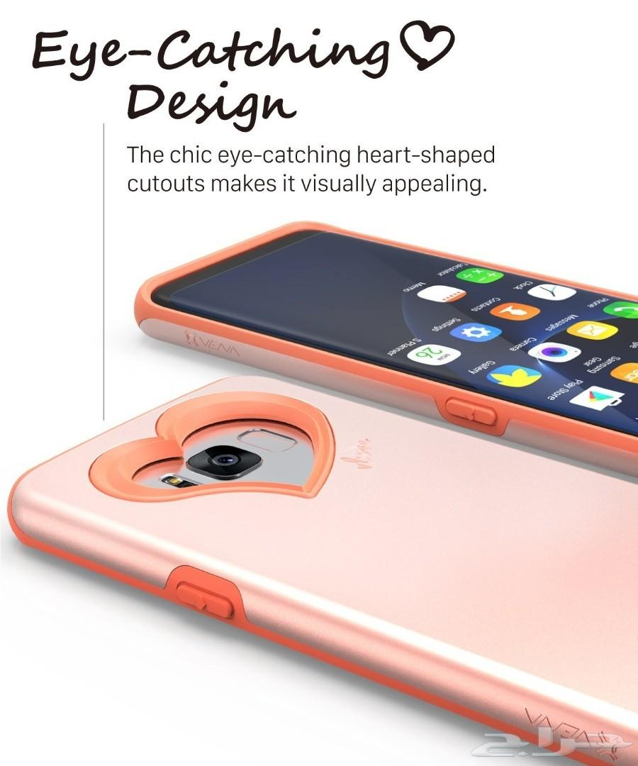 (6) كفر سامسونج Smsoung Galaxy S8 Plus