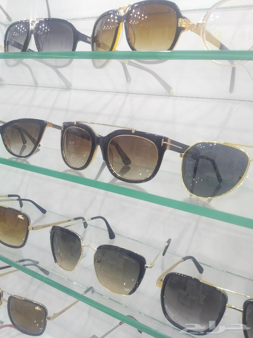نظارات ماركات عالمية 85ريال