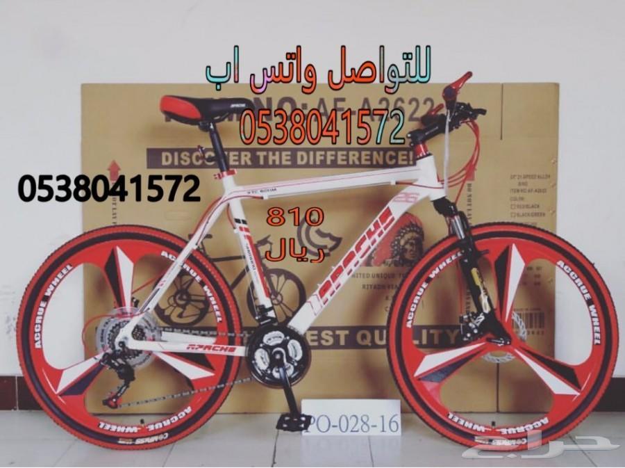 دراجات هوائية رياضية و سيكل عروض