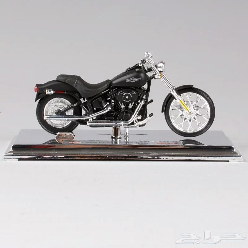نماذج هارلي دفيتسون