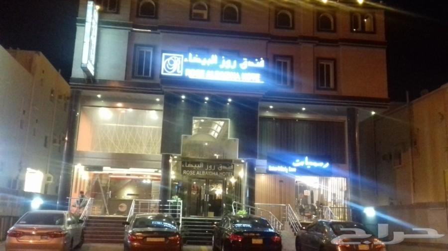 محل للايجار بفندق روز البيضاء بموقع متميز