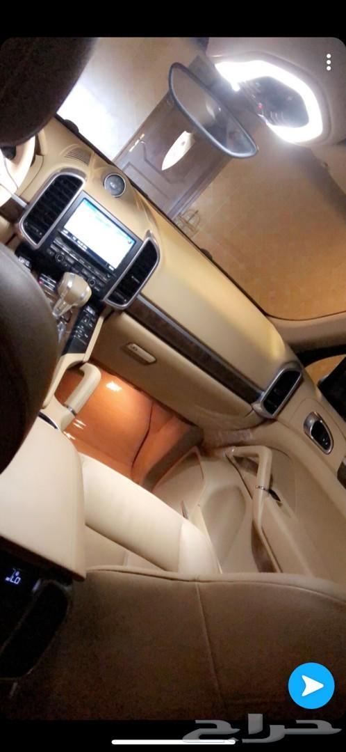 بورش كايين 2013  V6  للبيع او البدل ببانميرا