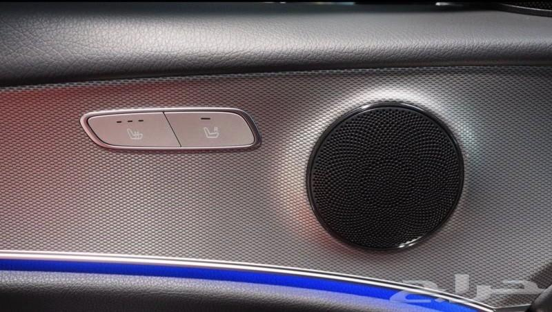 مرسيدسAMG  E200 موديل 2017 الجديد كليا