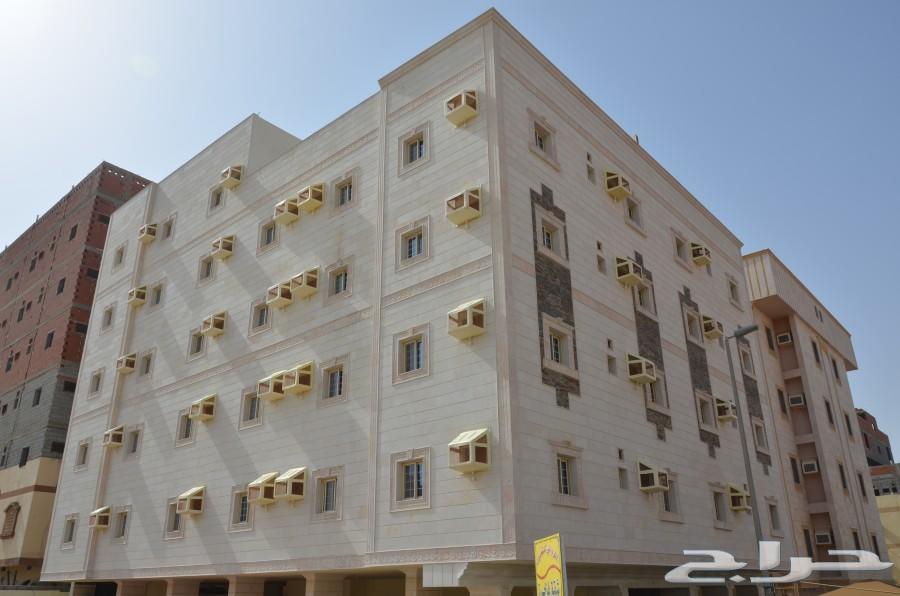 للتمليك شقق (4 غرف)بحي الريان