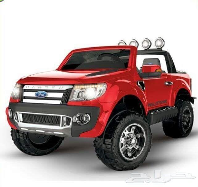 سيارة فورد رينجر للاطفال جديد
