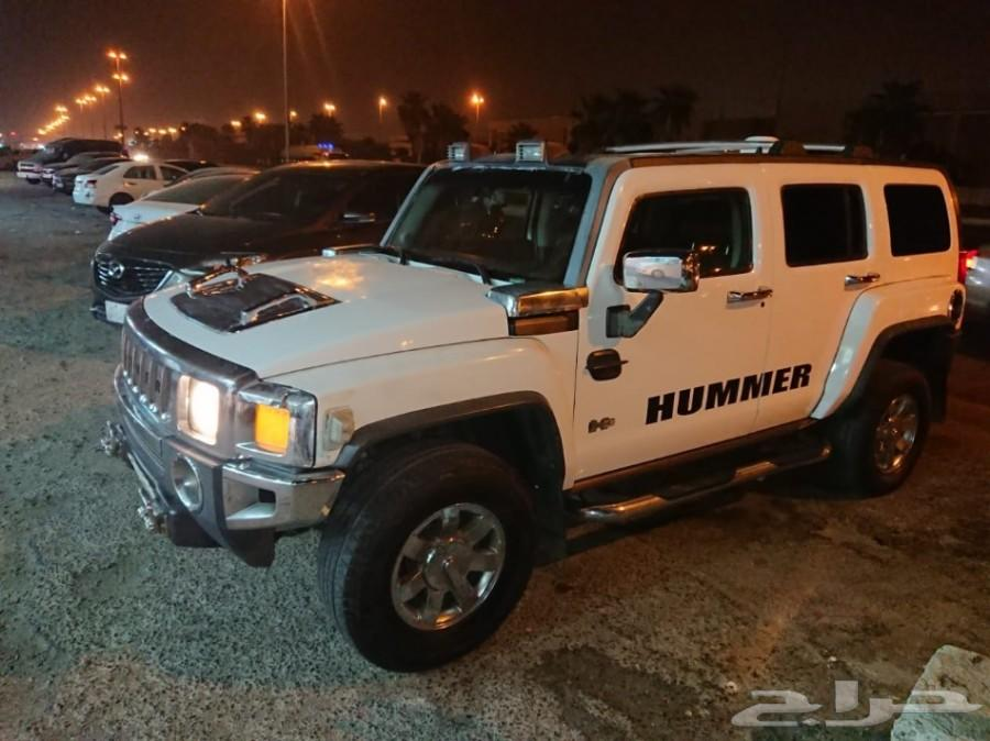 همر  h3 2006  فل كامل