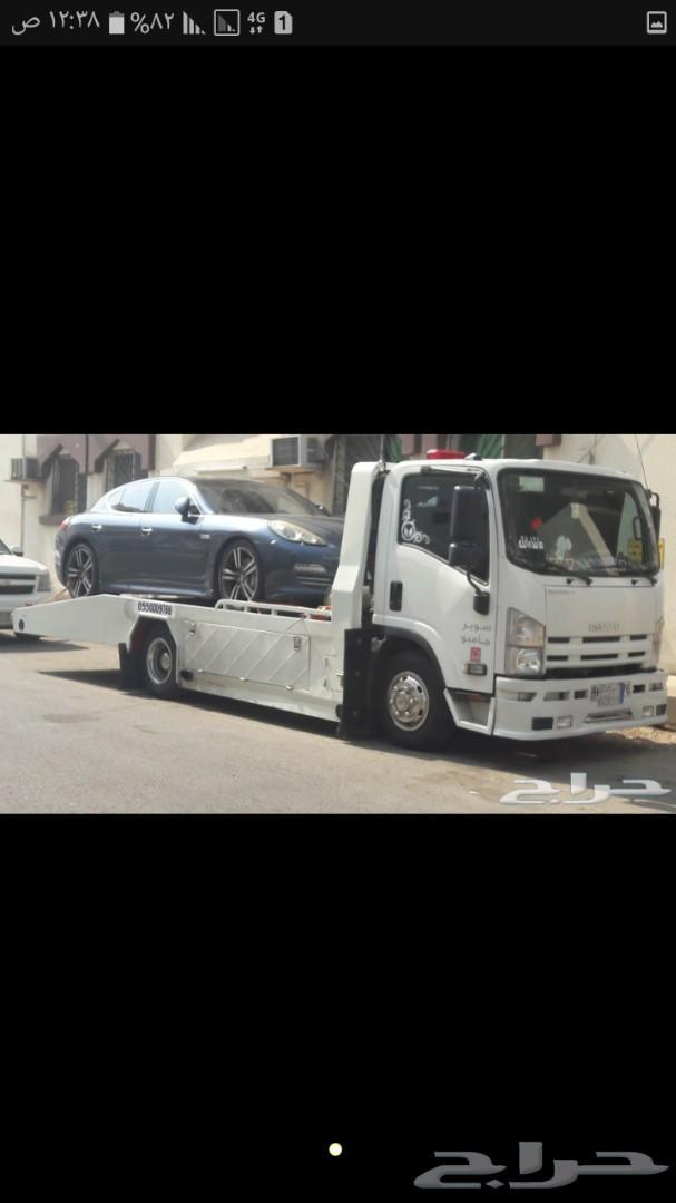 »  سطحه الرياض لنقل السيارات والدبابات الى جده