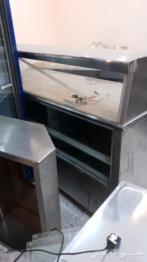 معدات مطعم طعمية للبيع