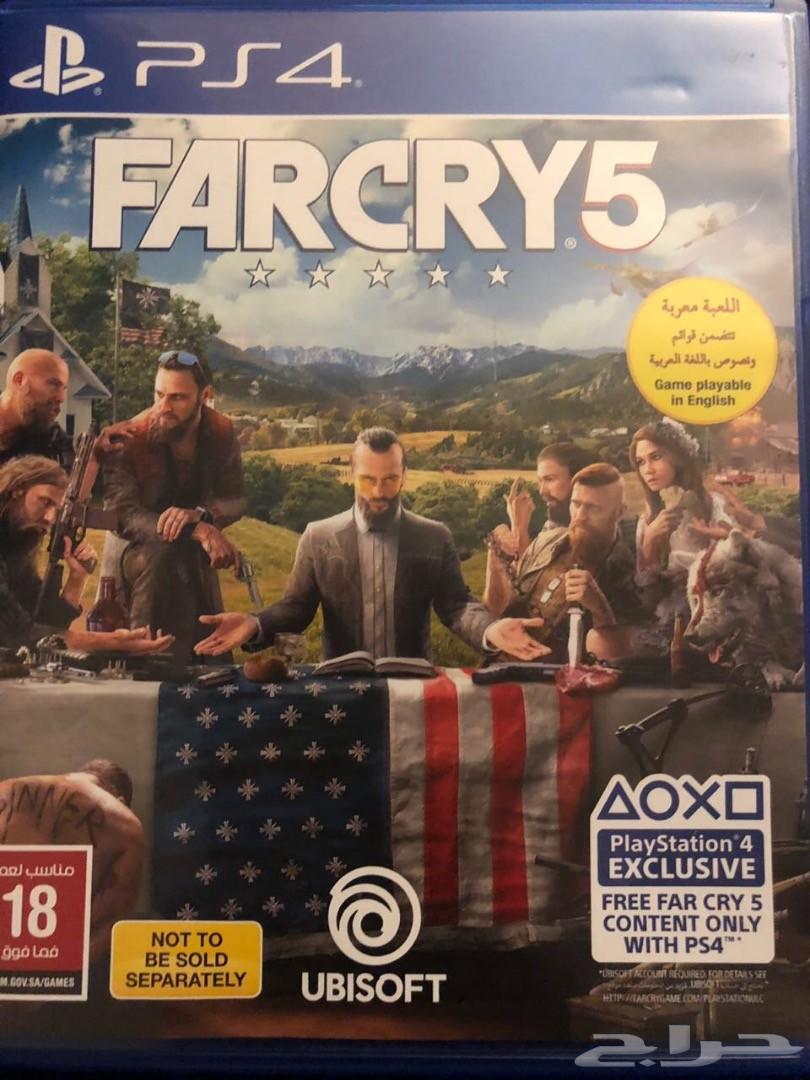 شريط فار كراي Far cray 5