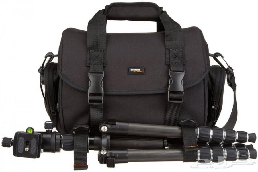 حقائب أمازون للكاميرات كانون ونيكون كتف وظهر