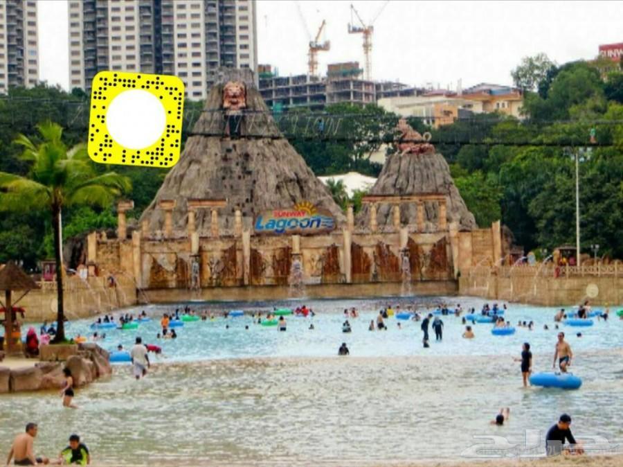 برنامج 10ايام سياحة صيف 2018 بماليزيا 6 افراد