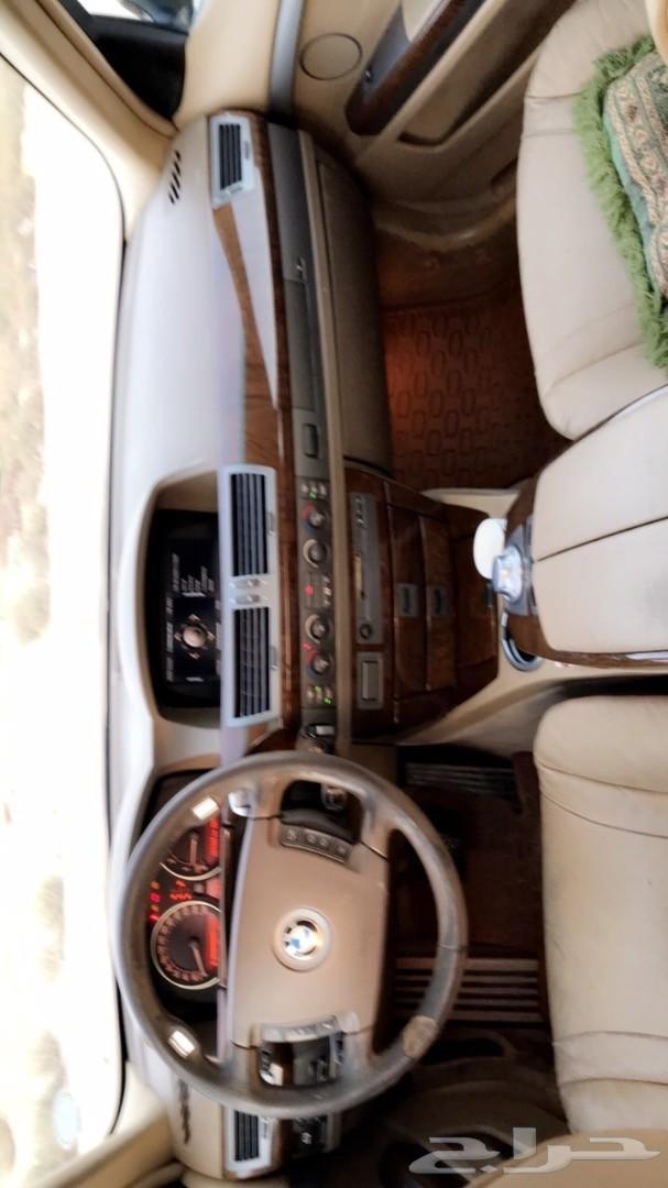 بي ام دبليو 2004 للبيع او البدل