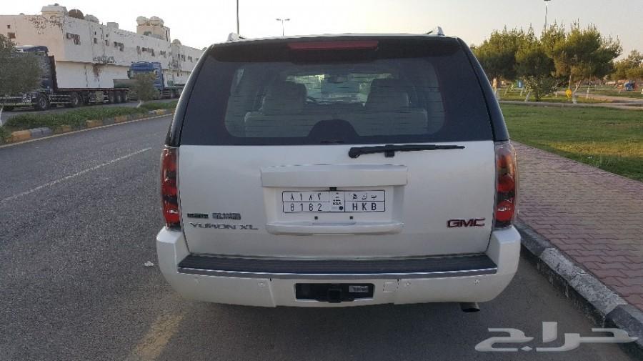 يوكن دينالي XLسعودي 2012