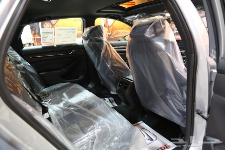 هوندا أكورد LX sport 1.5 turbo 2018