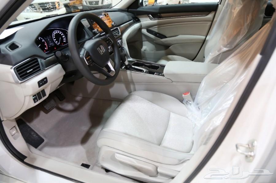 هوندا اكورد LX موديل 2018 بسعر منافس
