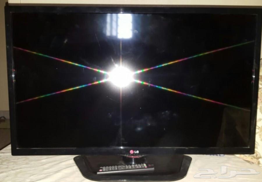 شاشة LCD ماركة LG-الرياض