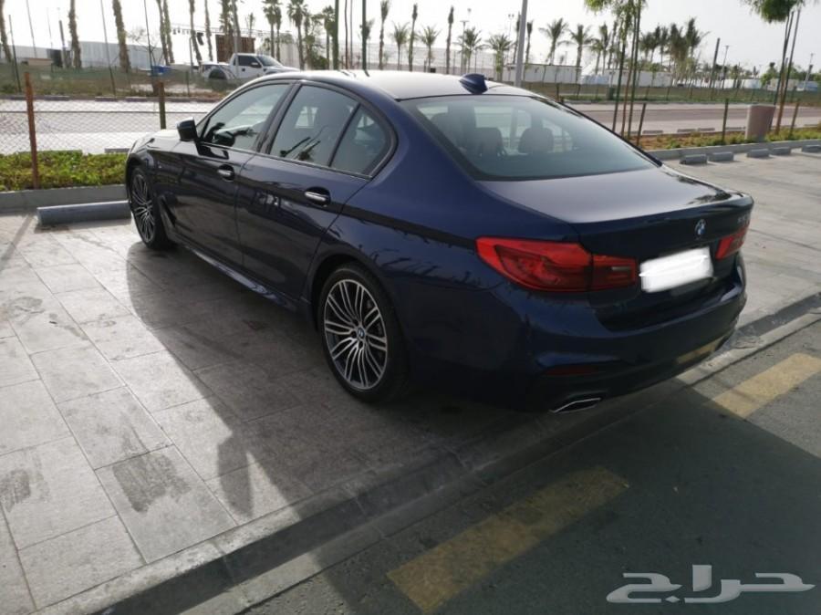 BMW 530 2017