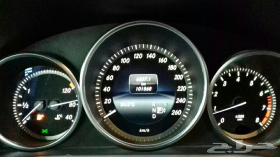 مرسيدس E200 كت 63 AMG م 2014