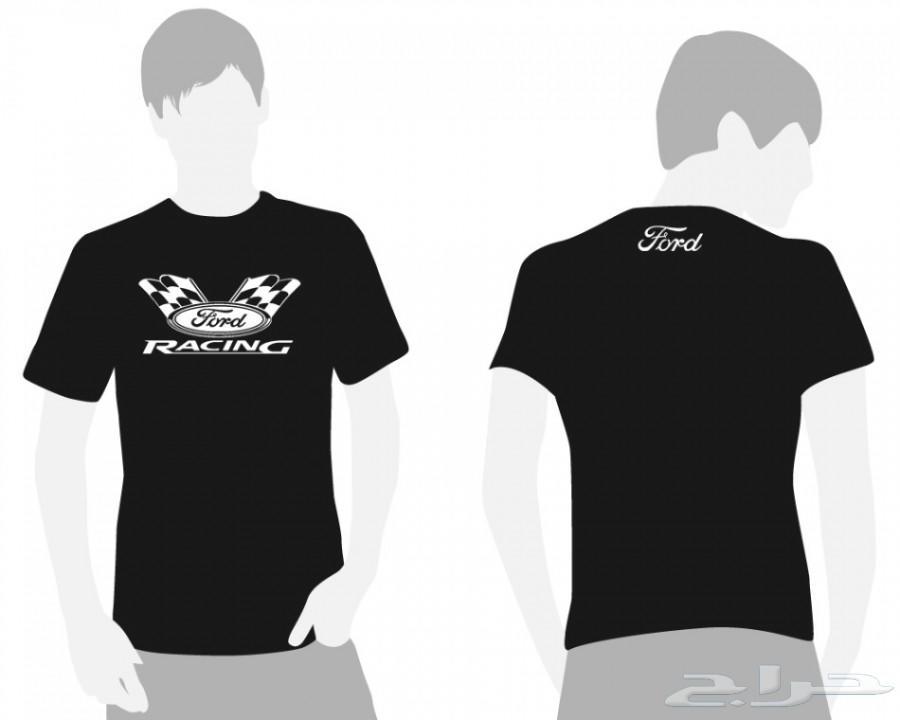 تيشيرت فورد ريسينق   Ford Racing t shirt