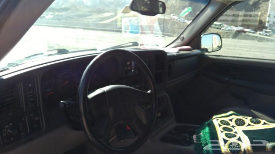 سياره للبيع شفروليه سوبربان2003 z71