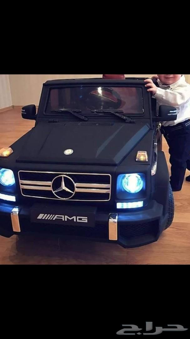جديد مرسيدس g65للاطفال