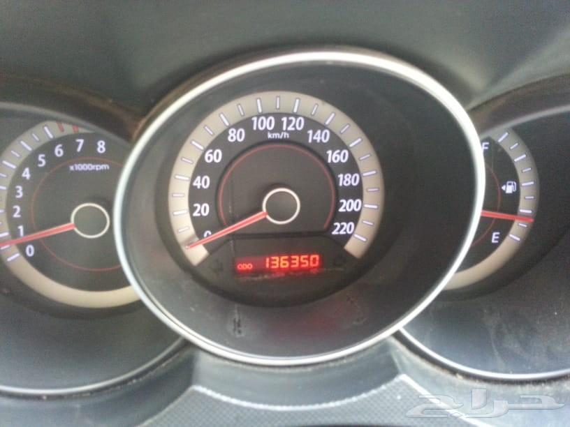 كيا سيراتو 2000cc